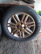 Продам колеса на аккорда и тому подобное 4/114.3 резина 205/55 16 R. 6.5x16 4x114.30 ЦО 73,0мм.