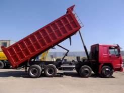 Howo. Самосвал хово 8х4 , 2006 года WD61569, 9 726 куб. см., 30 000 кг.