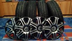 Комплект летних колёс. x14 4x100.00 ET45 ЦО 56,0мм.