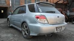 Бампер. Subaru Impreza WRX, GGA, GG, GGB Subaru Impreza WRX STI, GGB Subaru Impreza, GG3, GG2, GGB, GGA, GG