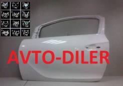Дверь передняя левая Opel Astra J купе хэтчбек 3 д