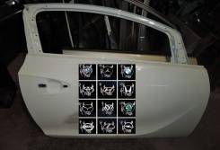 Дверь передняя правая Opel Astra J купе хэтчбек 3 13394361