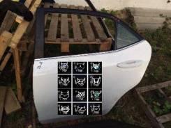 Дверь задняя левая Toyota Corolla E180