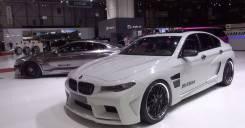 Обвес кузова аэродинамический. BMW 5-Series, F10 BMW M5, F10 Двигатели: M57D30, M52B25, M52B28, M57D25, M54B22, M51D25, M54B25, M52B20, M54B30. Под за...