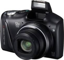 Canon PowerShot SX150 IS. зум: 12х