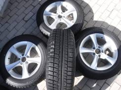 Bridgestone Blizzak RFT. Зимние, без шипов, 2013 год, износ: 5%, 4 шт