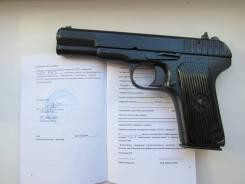 Продам списанный-охолощённый (сигнальный)пистолет ТТ-СО 1944г. (23500р)
