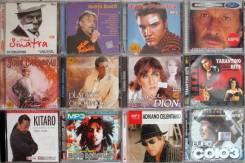 Rock / POP музыка на CD+MP3 (лицензия). Под заказ