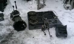 Механическая коробка переключения передач. Isuzu Bighorn, UBS73GW, UBS73DW Двигатель 4JX1