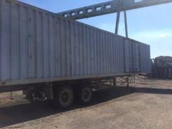 Xuda. Продам полуприцеп фургон, 29 000 кг.