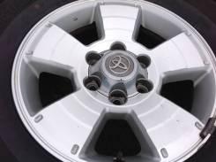 Toyota. 7.5x17, 6x139.70, ET30, ЦО 110,0мм.