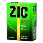 ZIC 5000. Вязкость 10w40, полусинтетическое