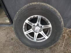 Продам колеса на литье Прадо, Сурф. 8.0x16 6x139.70 ET0 ЦО 110,0мм.