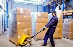 Ответственное хранение грузов, в складе, контейнерах, площадках. 1 000 кв.м., проспект Мира 1В, р-н Южносахалинск. Под заказ