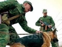 Военнослужащий по контракту. Военная служба по контракту. Пограничные органы. Владивосток