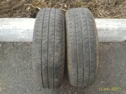 Bridgestone B381. Всесезонные, 2005 год, износ: 30%, 2 шт