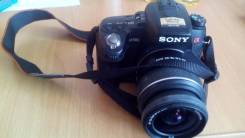 Sony Alpha DSLR-A580. 15 - 19.9 Мп, зум: 5х