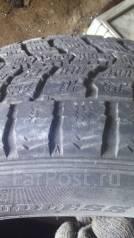 Dunlop Grandtrek SJ6. Зимние, без шипов, 2007 год, износ: 30%, 2 шт