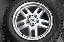 Land Rover. 7.5x18, 5x120.00, ET53