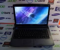 """Acer Aspire. 14.1"""", 2,0ГГц, ОЗУ 4096 Мб, диск 60 Гб, WiFi, Bluetooth, аккумулятор на 1 ч."""