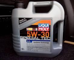 Liqui moly Special Tec LL. Вязкость 5W-30, синтетическое