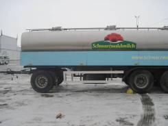 HERMANN LANGFELD LTA27B, 1998. Молочный прицеп-цистерна Hermann Langfeld LTA27B, 19 000,00куб. м.