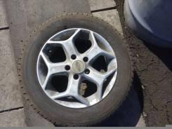 Срочно недорого продам автомобильные колеса. x15 5x100.00 ЦО 54,1мм.
