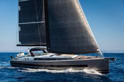 Океанская парусная яхта Beneteau Oceanis Yacht 62. Длина 19,07м., Год: 2017 год. Под заказ