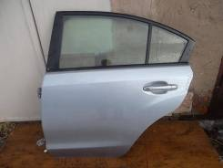 Дверь задняя левая в сборе Subaru Impreza GJ3 2011-2015г