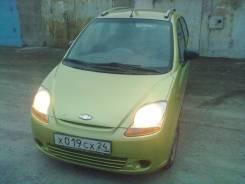 Chevrolet Spark. механика, передний, 0.8 (52 л.с.), бензин, 170 000 тыс. км