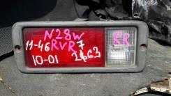 Повторитель поворота в бампер. Mitsubishi RVR, N28W, N28WG Двигатель 4D68