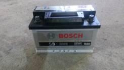 Bosch. 70 А.ч., правое крепление, производство Европа