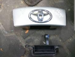 Ручка багажника. Toyota Passo, KGC10, KGC15, QNC10 Двигатели: 1KRFE, K3VE