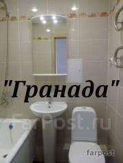 1-комнатная, улица Чапаева 24. Вторая речка, агентство, 30кв.м. Сан. узел