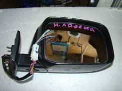 Зеркало заднего вида боковое. Nissan Lafesta, NB30, B30 Двигатель MR20DE