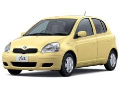 Toyota Vitz. CP10