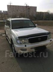 Toyota Land Cruiser. автомат, 4wd, 4.7 (235 л.с.), бензин, 225 000 тыс. км