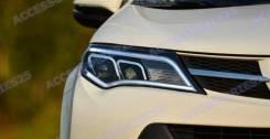 Фары LED тюнинг Toyota Rav4 (Рав4) 2013-2015г. Toyota RAV4, ASA44L, ALA49L, ZSA42L, ASA42, ASA44, ZSA44L