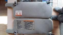 Козырек солнцезащитный. Toyota Caldina, ST210G, ST210, CT216, AT211, ST215 Двигатели: 7AFE, 3CTE, 3SGTE, 3SFE, 3SGE