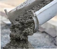 Остатки бетона, раствора