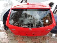 Дверь багажника. Mazda 323 Mazda Familia, BJFP, BJ5P, BJEP, BJFW, BJ5W, BJ3P, BJ8W Mazda Protege