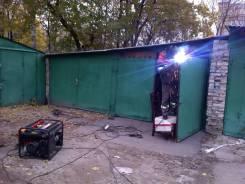 Услуги Сварщика: ремонт гаражных ворот, стеллажи. Ремонт контейнера.
