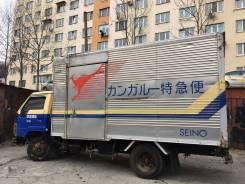 Toyota Dyna. фургон во Владивостоке, 3 660 куб. см., 2 000 кг.