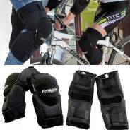 Велозащита колена.