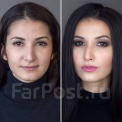 Ваш шикарный образ: Профессиональный макияж, Прически, Локоны