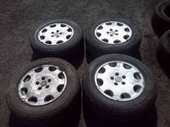 Продам колеса на AUDI. 7.5x16 5x112.00 ET45 ЦО 57,1мм.