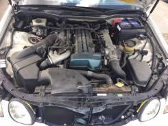 Двигатель в сборе. Toyota Supra Toyota Aristo Двигатель 2JZGTE