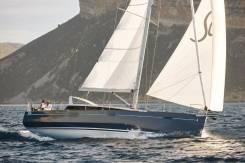 Роскошная круизная парусная яхта Beneteau Sense 51. Длина 15,95м., Год: 2017 год. Под заказ