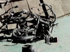 Проводка двс. Toyota ist, NCP60, NCP61 Двигатели: 1NZFE, 2NZFE