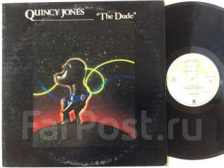 JAZZ! FUNK! Квинси Джонс / Quincy Jones - THE DUDE - JP LP 1981